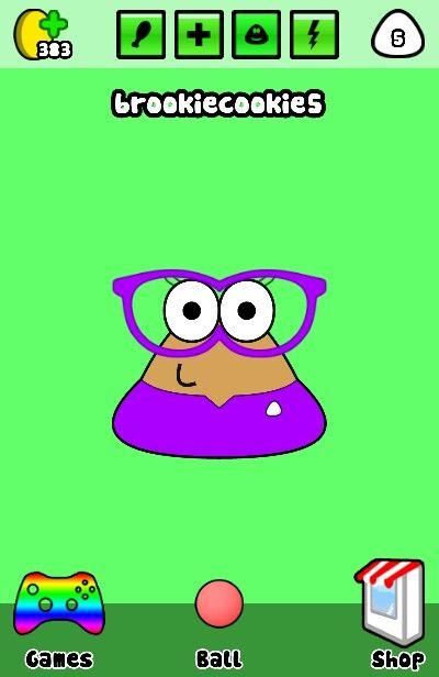 plz play with my pou my username is brookiecookie5