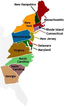 13 states