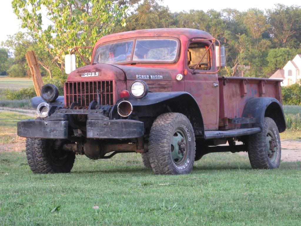 Craigslist Dodge Power Wagon The Wagon