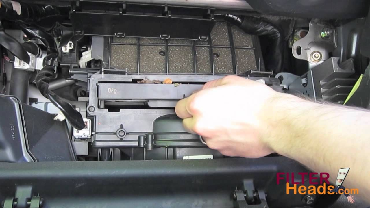 Cabin Air Filter Replacement Lexus Is300 Cabin Air Filter Lexus Is300 Lexus