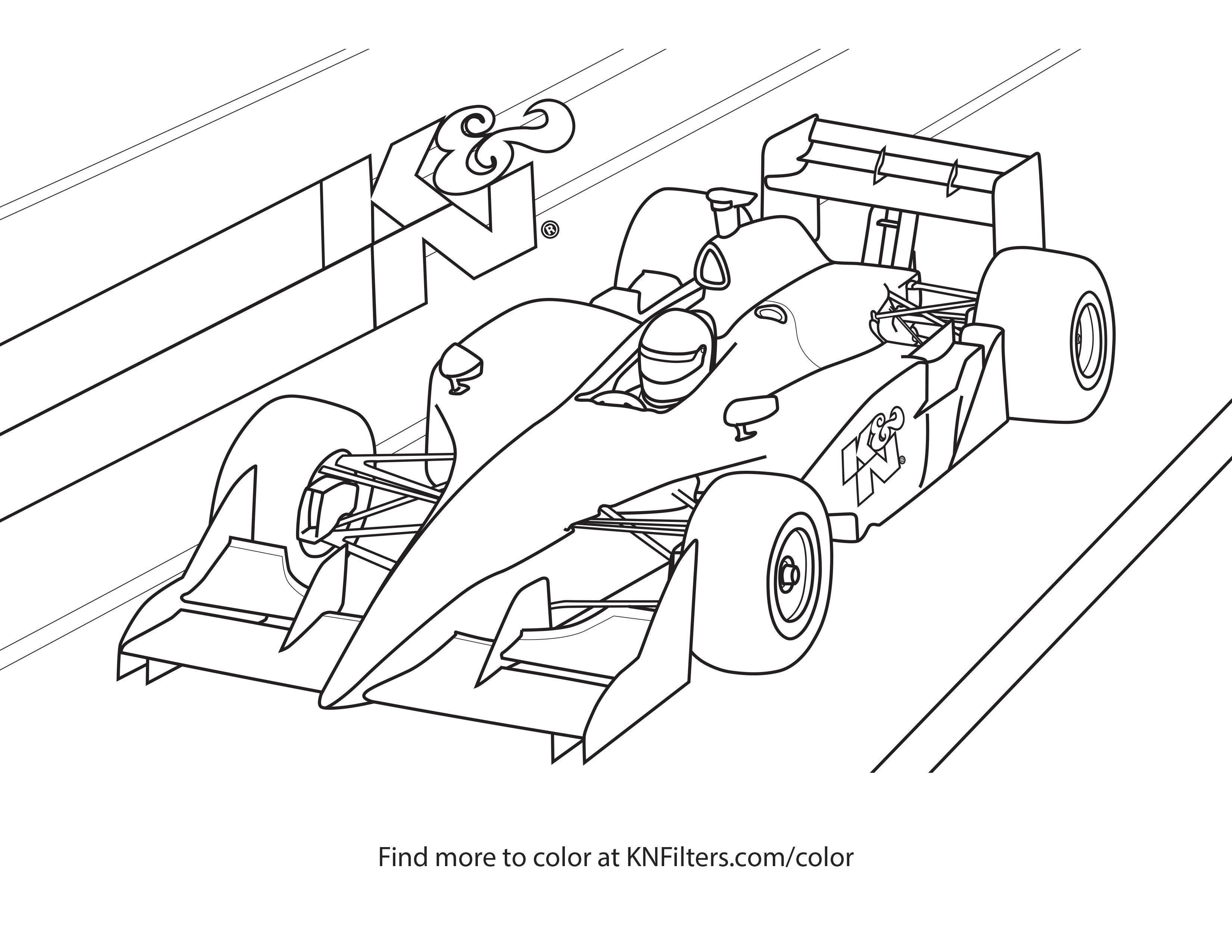New Race Car Pictures To Color Coloring Coloringpages Coloringpagesforkids Coloringpagesf Race Car Coloring Pages Cars Coloring Pages Sports Coloring Pages