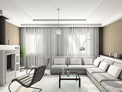 Moderne woonkamer woonkamer pinterest decoratie - Woonkamer decoratie photo ...