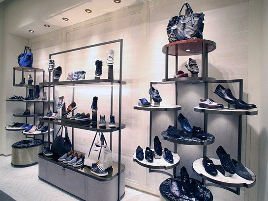 1000  images about | SHOES | on Pinterest | Shoe display, Milan ...