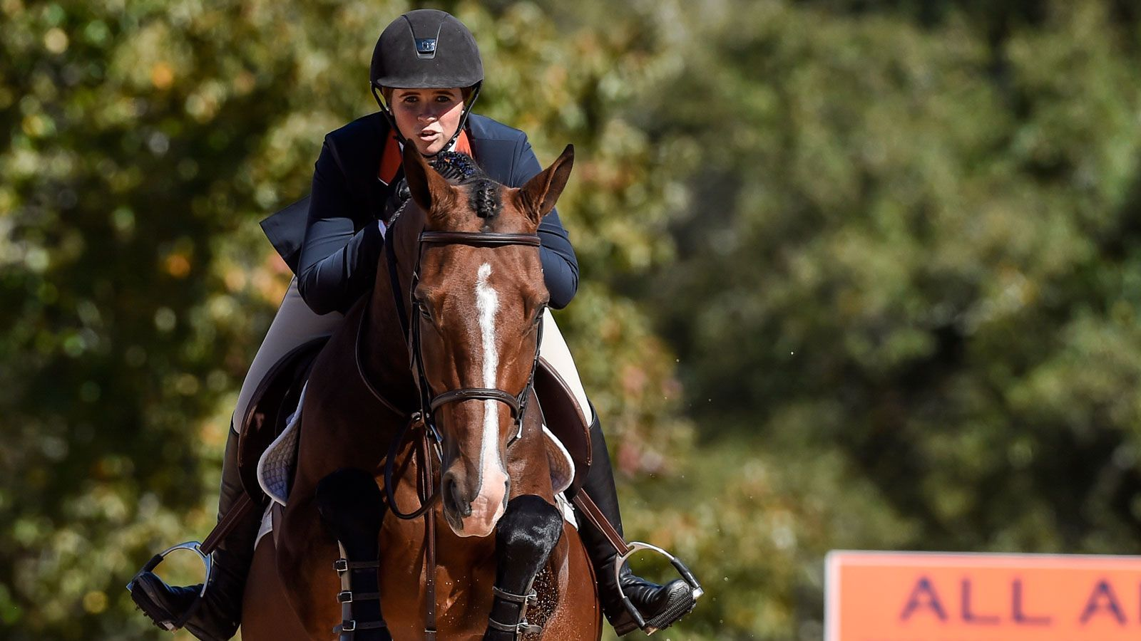 Auburn Ala The No 2 Auburn Equestrian Team Defeated