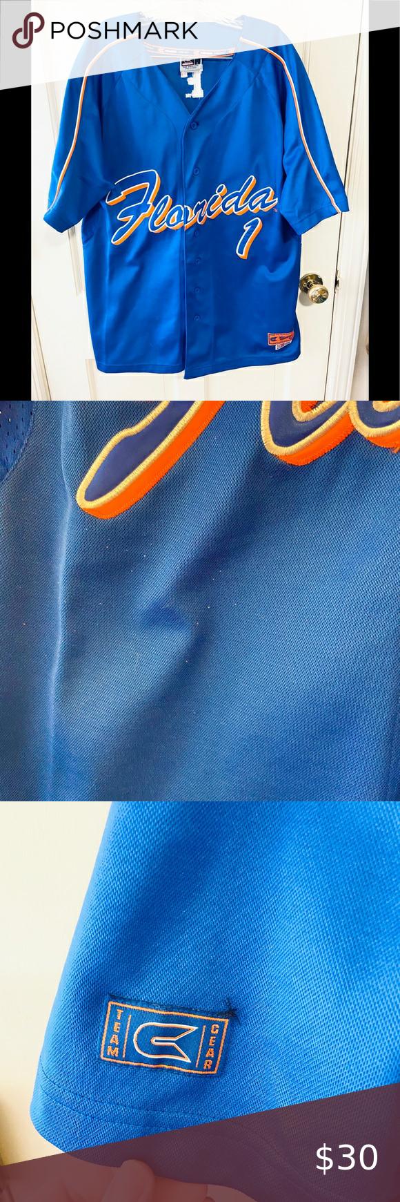 University Of Florida Gators Baseball Jersey Florida Gators Baseball Baseball Jerseys Florida Blue
