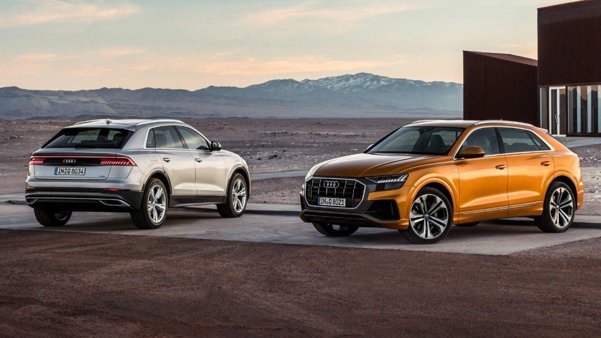 2019 Audi Q8 Overview And Price Audi Q8 Price Bmw X6 Audi