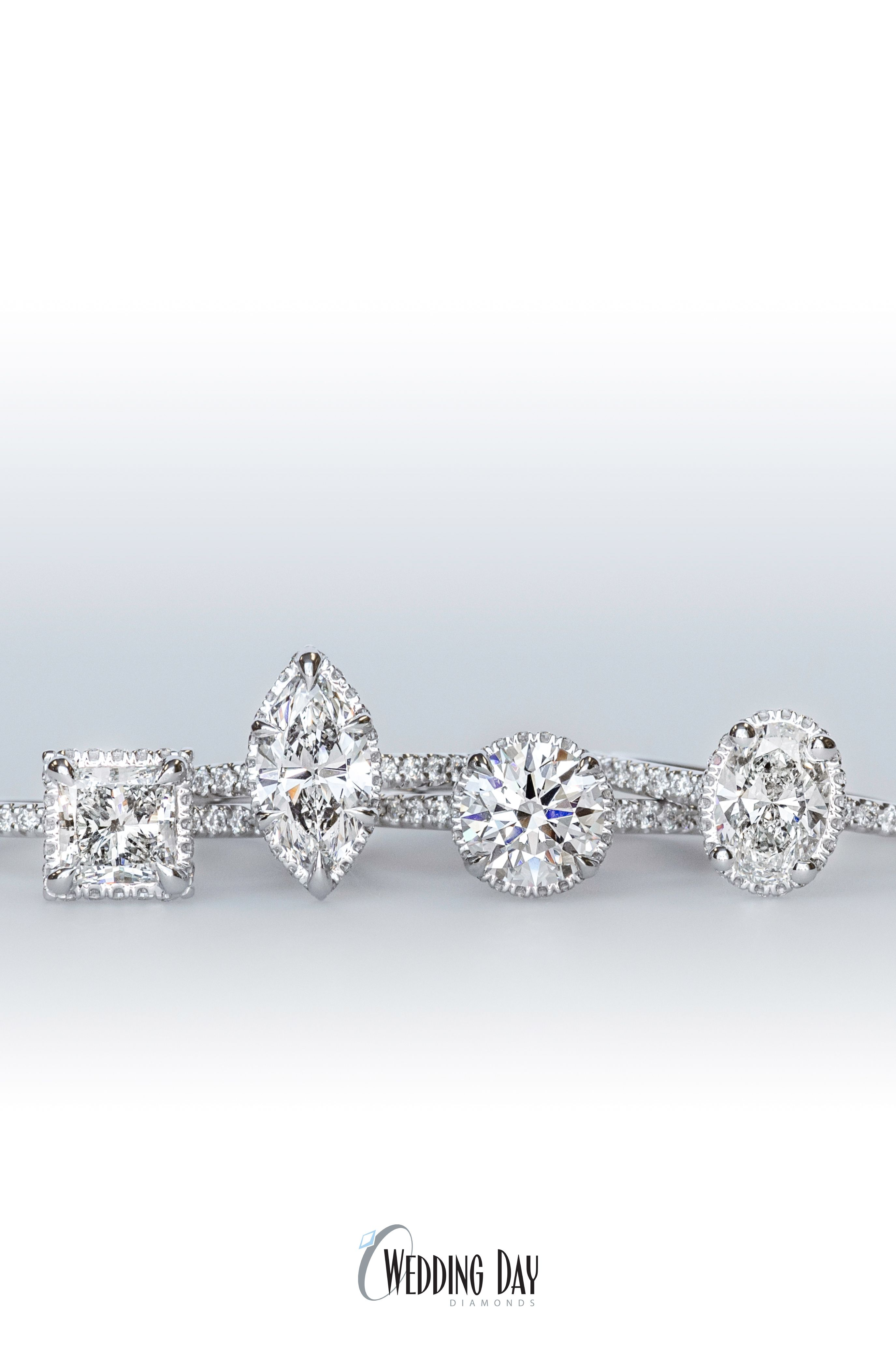 Atia Couture Collection Diamond Engagement Ring Designs Wedding Day Diamonds Engagement Rings