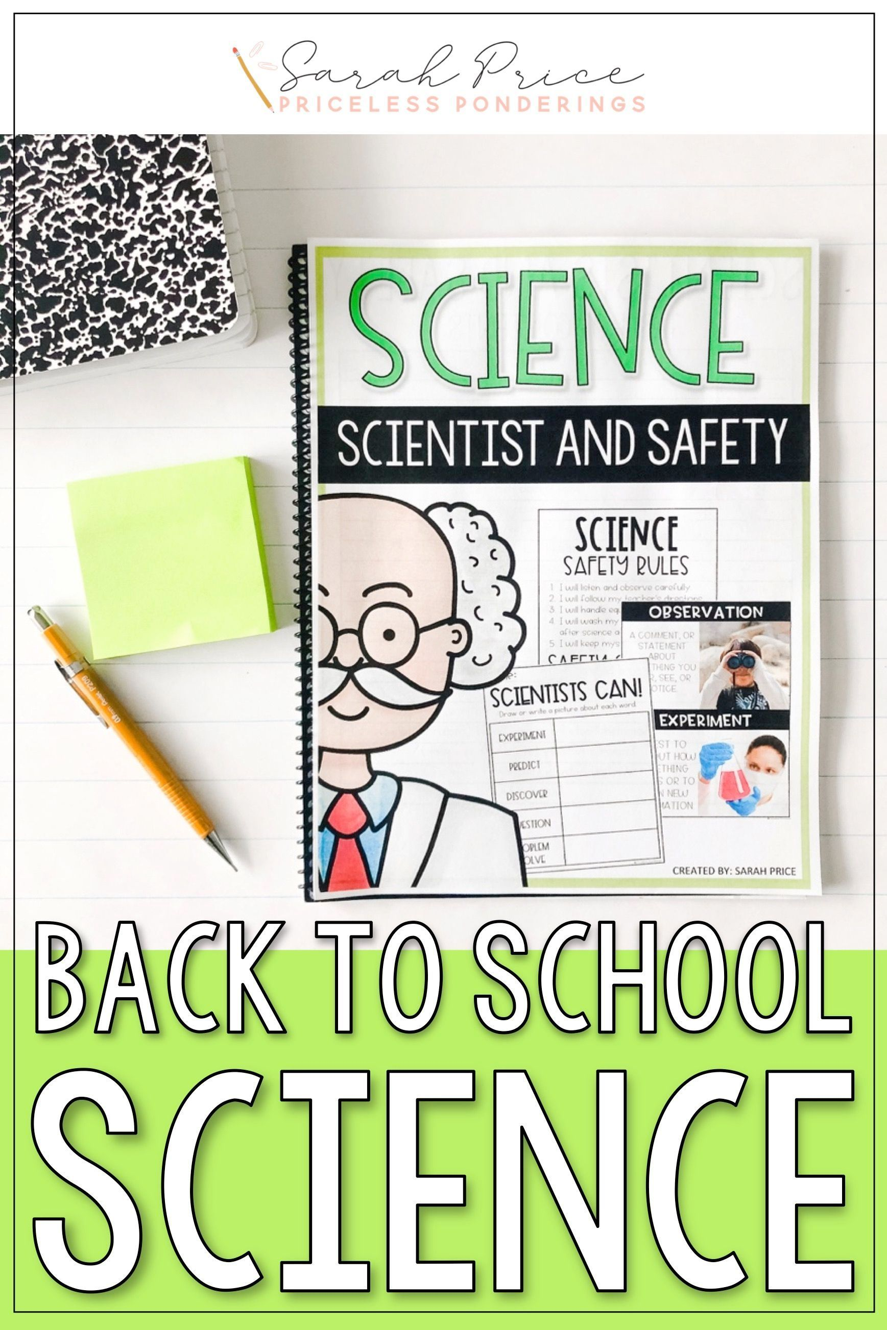 What Is A Scientist Science Safety And Science Tools