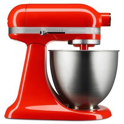 Kitchenaid Artisan Mini 3 5 Qt Mixer Bedbathandbeyond Com