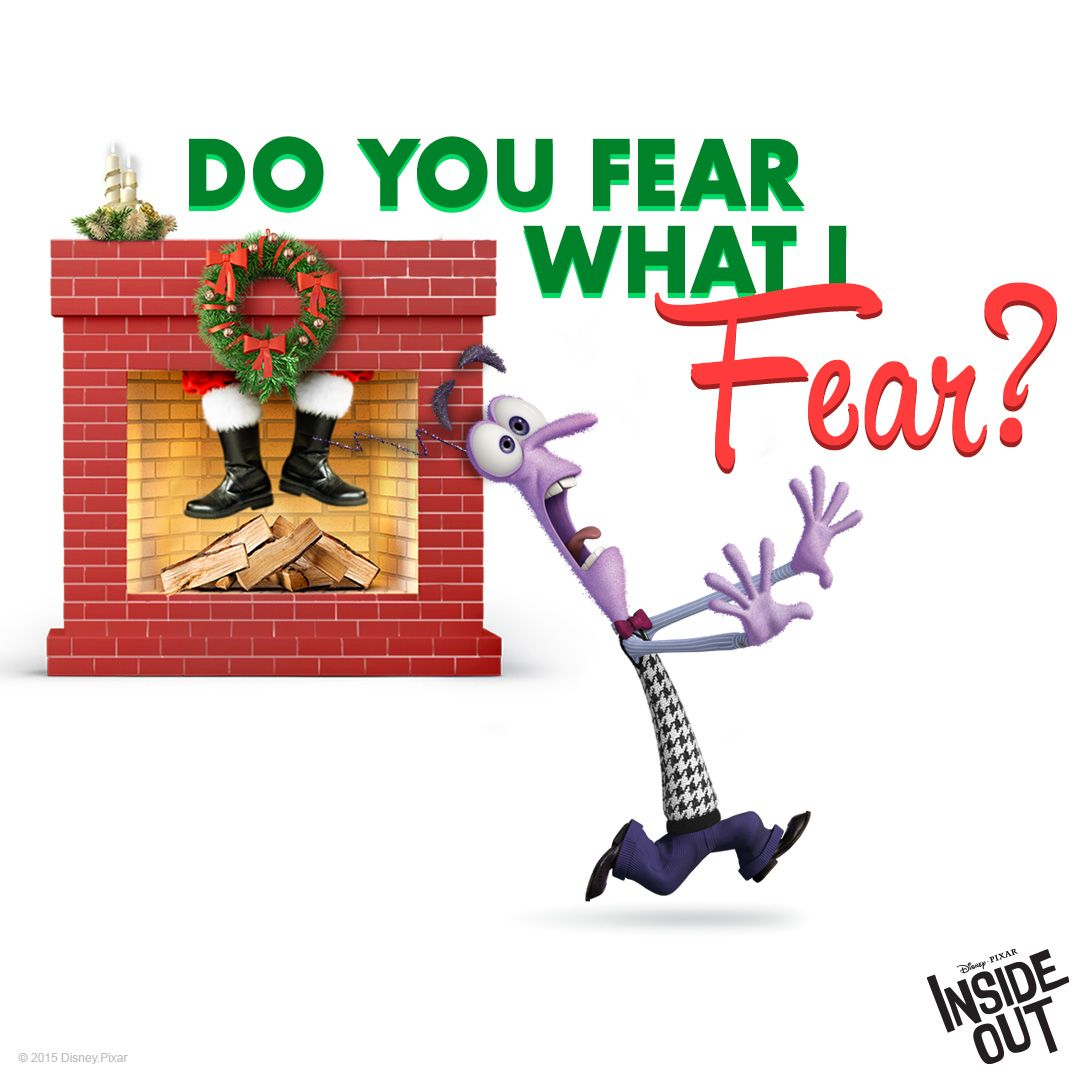 Don't Fear! This holiday give the gift of Inside Out
