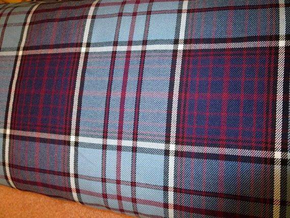 Royal Canadian Airforce Plaid Fabric by Yard~Blue Plaid fabric~Kilt Sewing  Fabric Jacket Suiting Fabric by Yard Poly Viscose sohsokirts bd9fbc4123