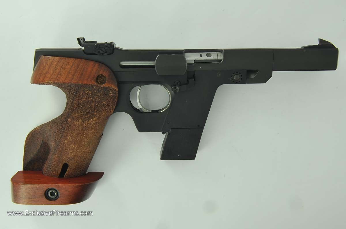Walther GSP  32 S&W Long Wadcutter Target Pistol : Semi Auto