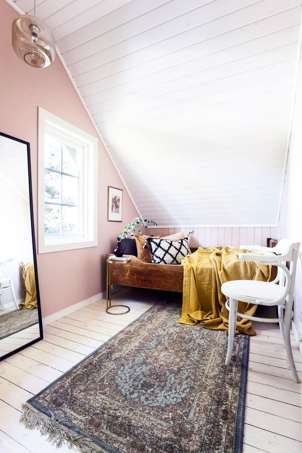 Pink Attic Bedroom Attic Bedroom Designs Home Home Decor