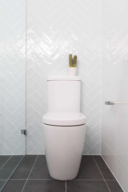 300x600 Grey Floor Tile Herringbone Feature Wall Tile 300x600