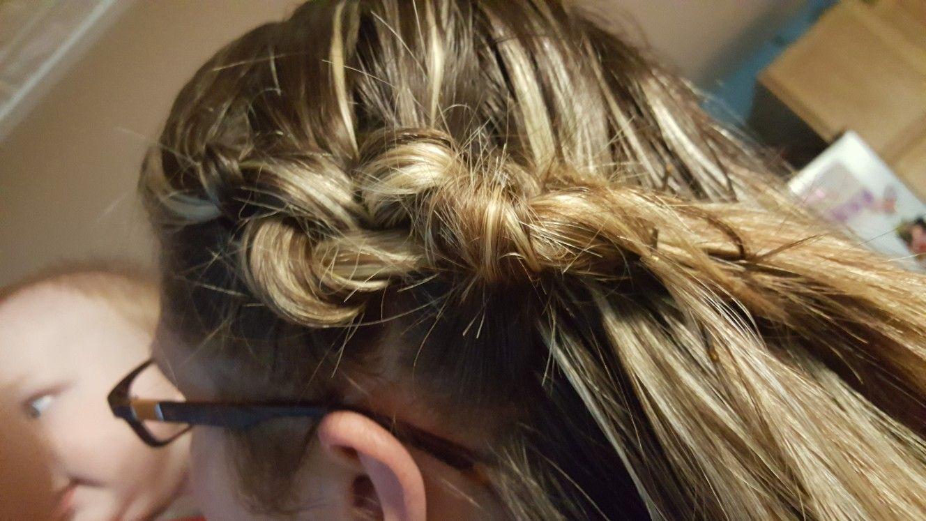 Easy peasy Knot braid
