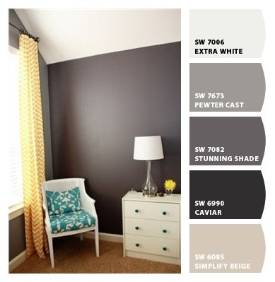 Stunning Shade Love It Paint Colors From Chip It By Sherwin Williams Farve Til Loftet