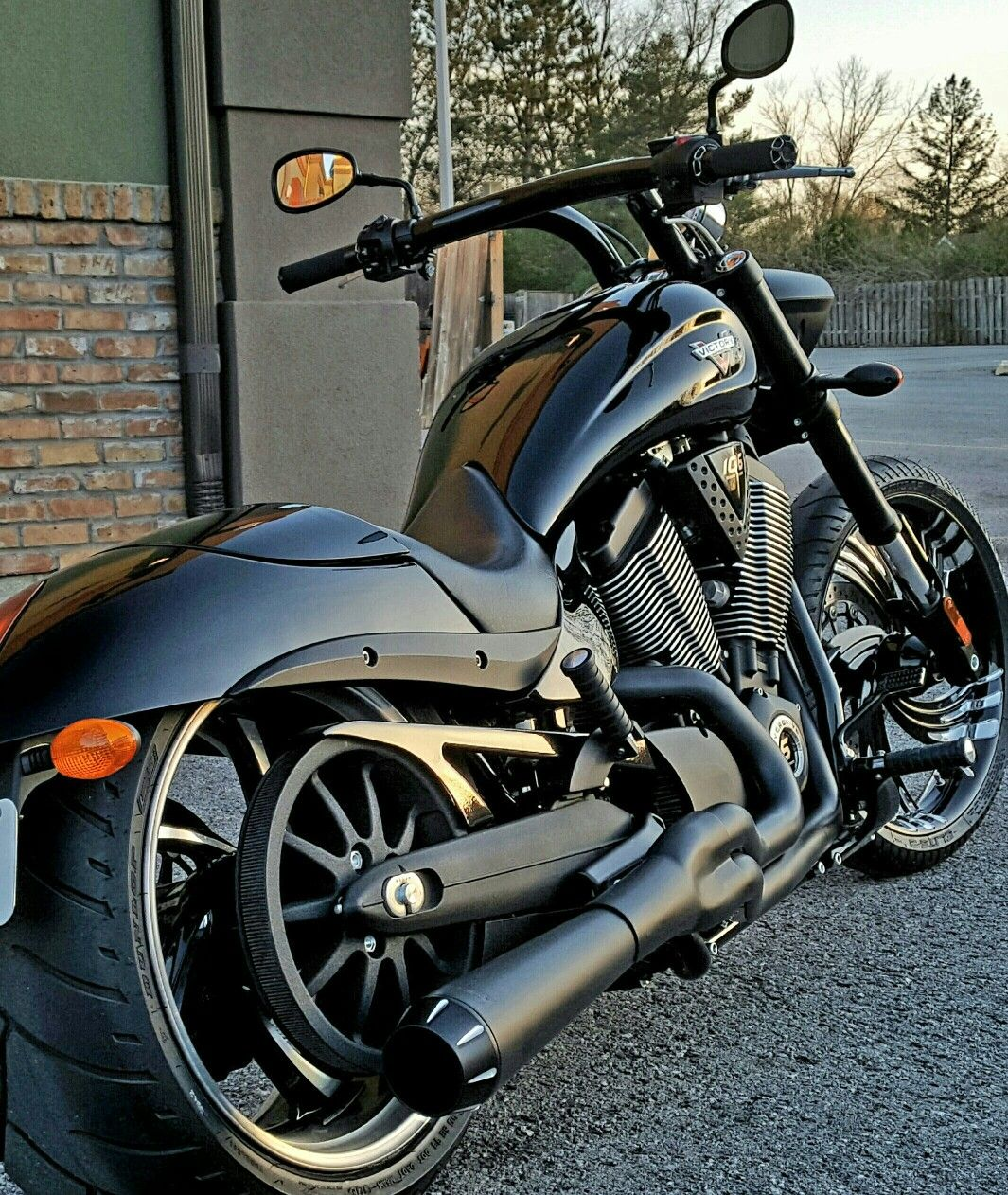 Victory Hammer Bobber Motorcycle Victory Hammer Victory Motorcycles