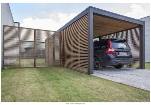Carport Garage Auven