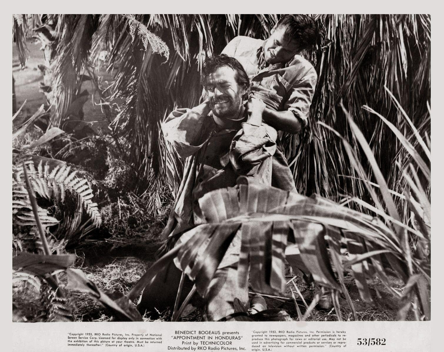 Appointment in Honduras (1953) Glenn Ford Jack Elam
