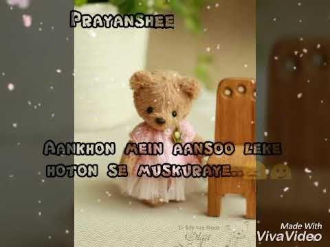 Aankhon Mein Aansoo - YouTube