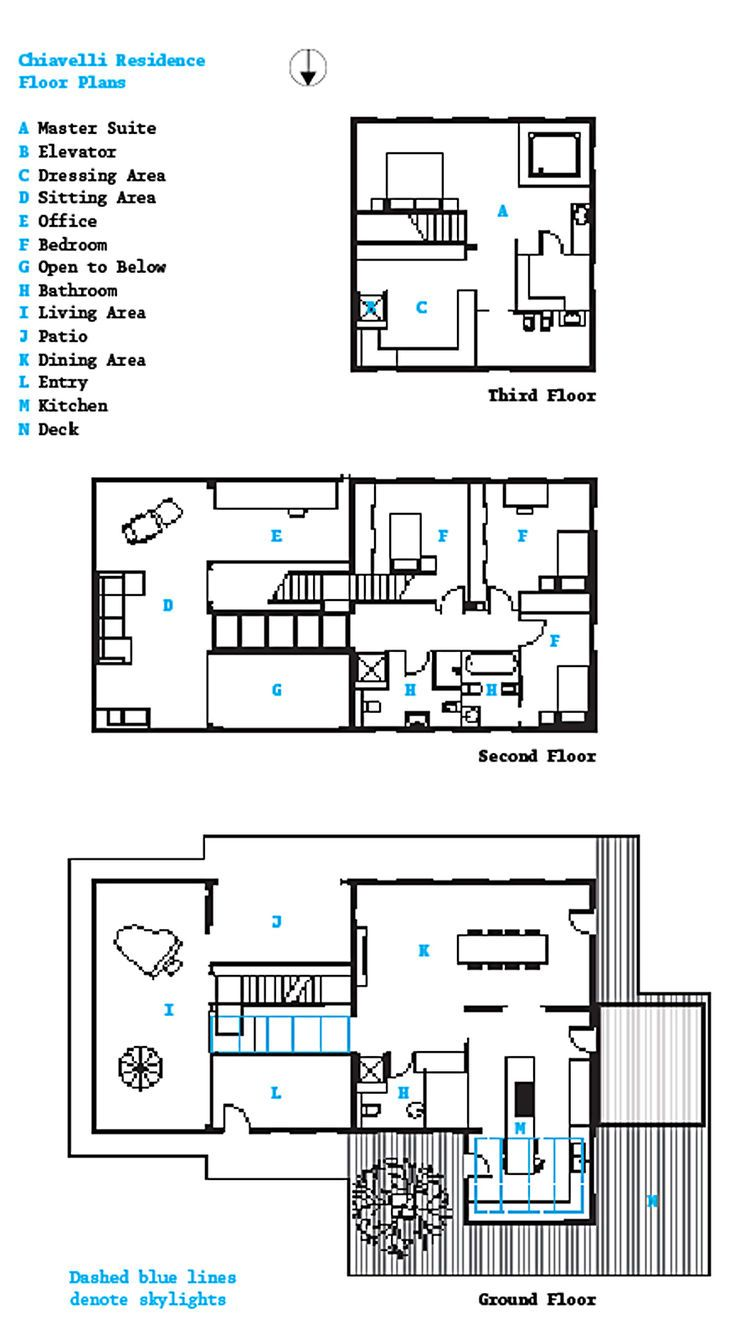 chiavelli residence floor plan Project homes Pinterest