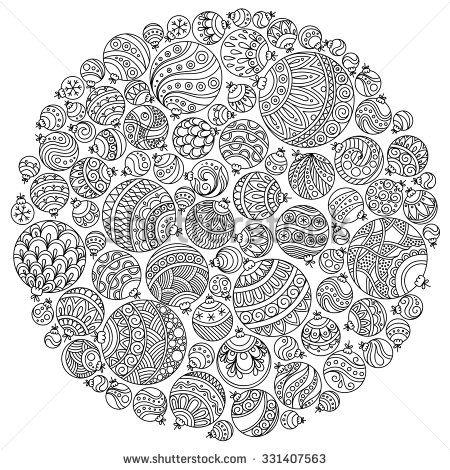 hippie coloring pages - Bing images | MANDALAS | Pinterest ...