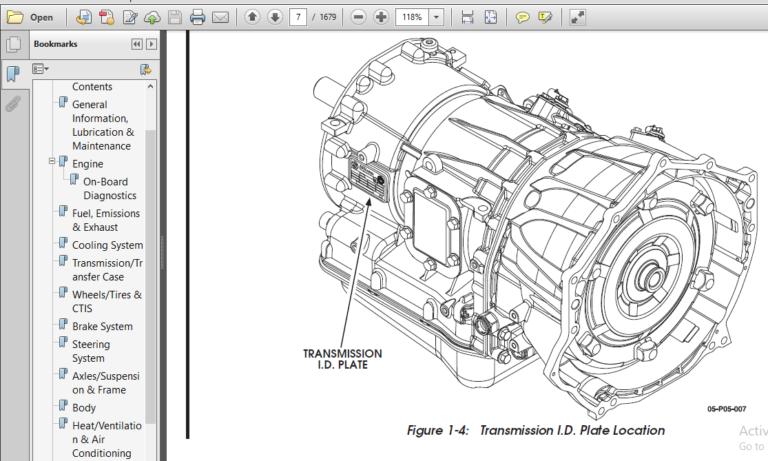 Hummer H1 Service Workshop Manual 1995 2007 Hummer Manual Pdf Download