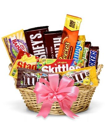Dont have holiday gift shopping ideas for her for him for mom dont have holiday gift shopping ideas for her for him for mom candy gift basketseaster negle