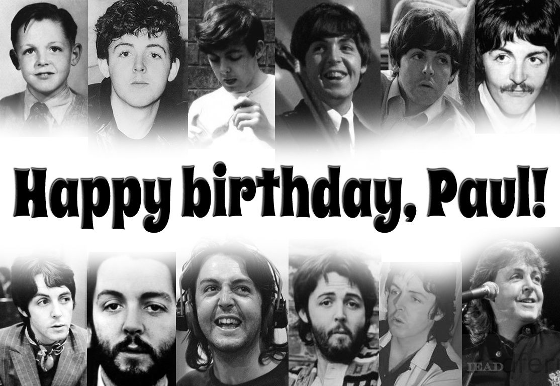 Happy 71st birthday sir paul june 18 1942 born on this day june 18 1942 born on this day paul mccartney the beatles wings solo the most successful rock composer of all time nvjuhfo Choice Image