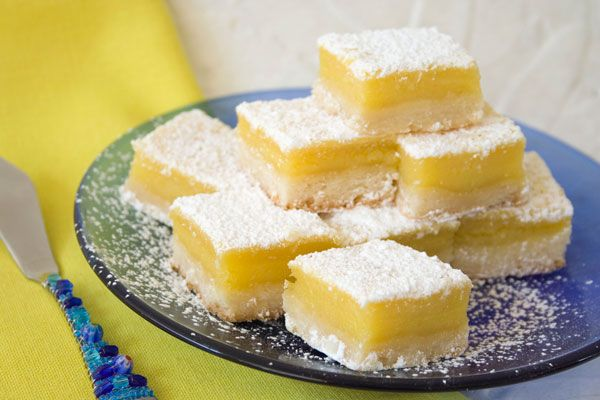 Switch it up at the annual cookie exchange and make these light and switch it up at the annual cookie exchange and make these light and healthy lemon squares audiocablefo