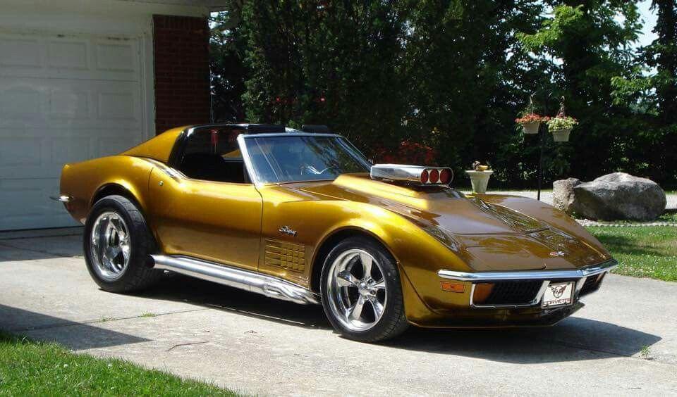 C3 Corvette Stingray