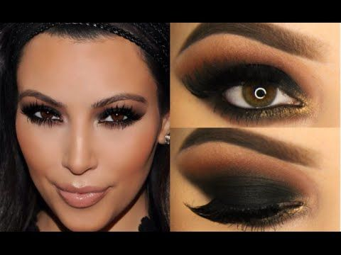 tuto make up kim kardashian