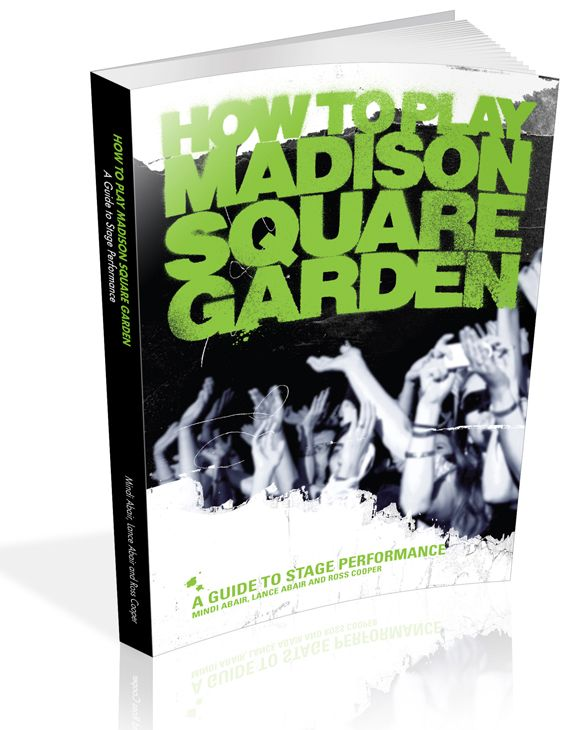 Book Review - How to Play Madison Square Garden Do you enjoy performing or  playing an instrument? Do you want to be the best performer you can be?
