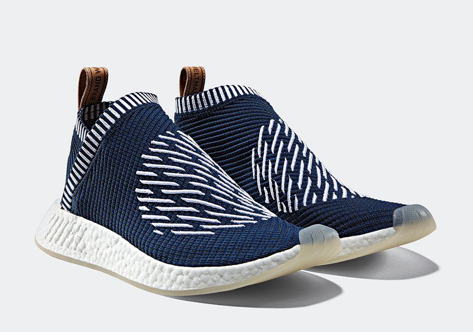 more photos 2af3a 331c1 ... adidas nmd city sock 2 cs2 ronin pack sneaker bar detroit