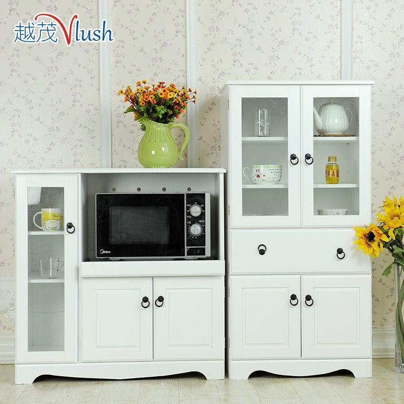 Cuanto m s exuberante de madera aparador alacena cocina moderna minimalista aparador blanco - Alacenas para cocinas ...