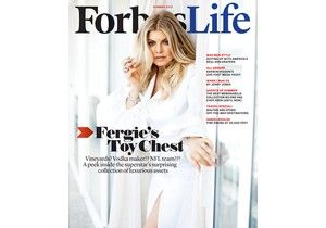 Fergie's Fortune: Inside The Pop Diva's Power Portfolio