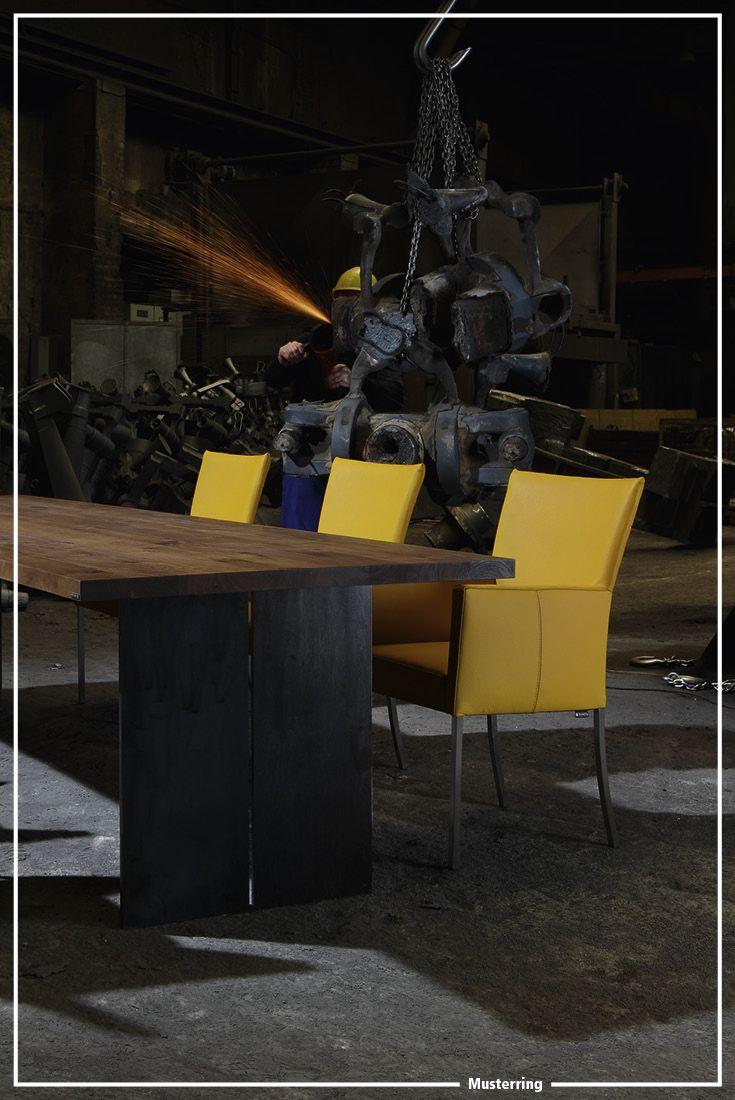 Musterring Stuhlwerk Speisezimmer Dining Room Speisezimmer