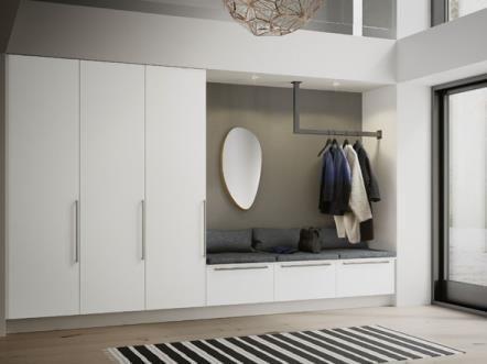 Een garderobe van Kvik past perfect bij de inrichting van je huis en ...
