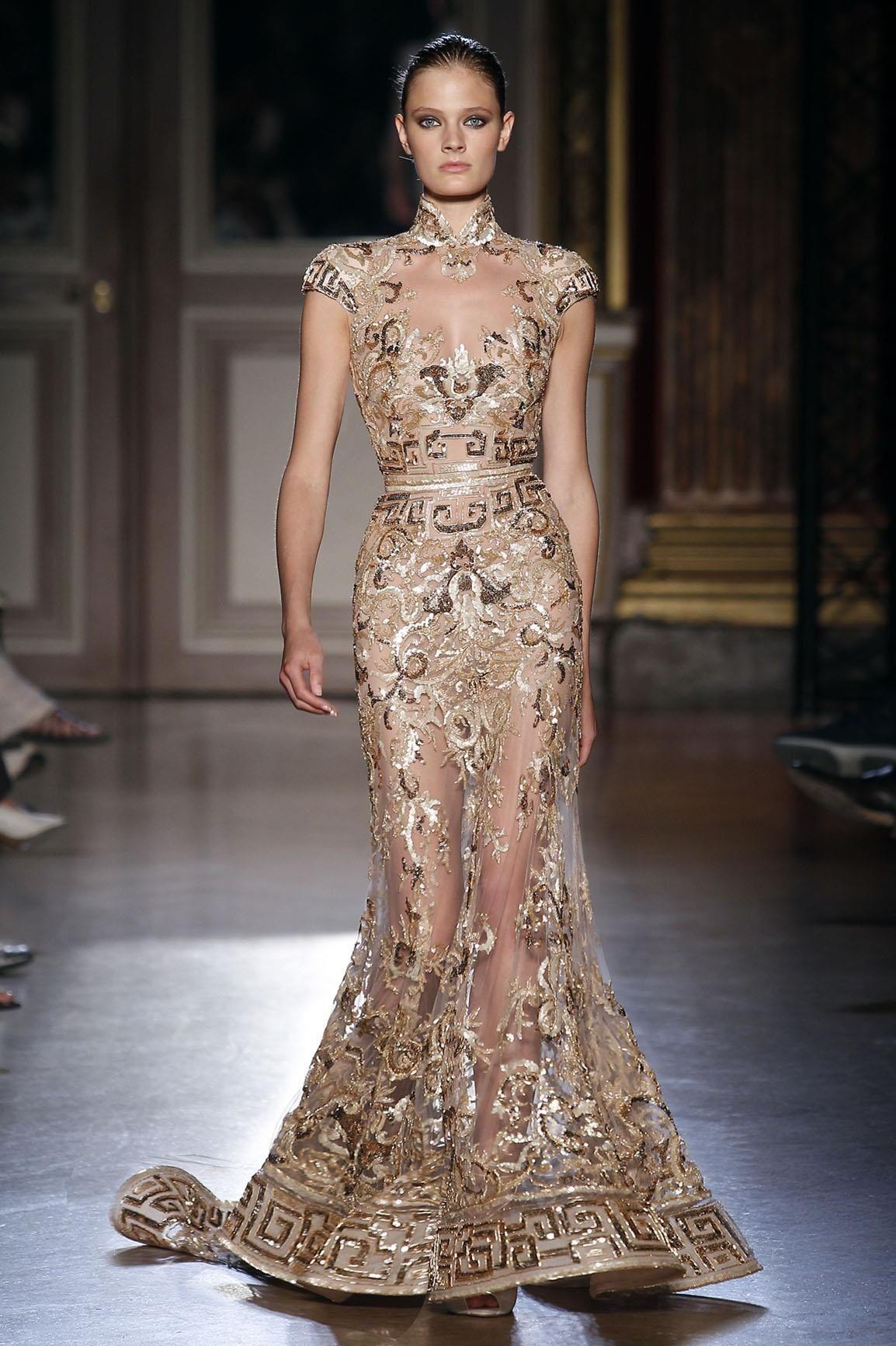 49fb939285f2 Zuhair Murad wonderful dress | My fav Zuhair Murad designs ! <3 in ...