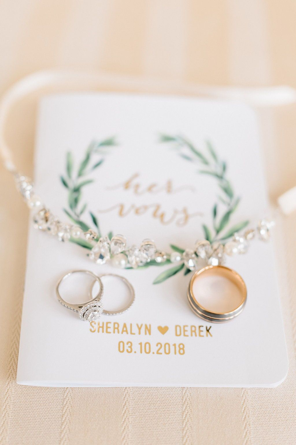 Olive You Vow Books Vow book, Wedding book, Wedding vows