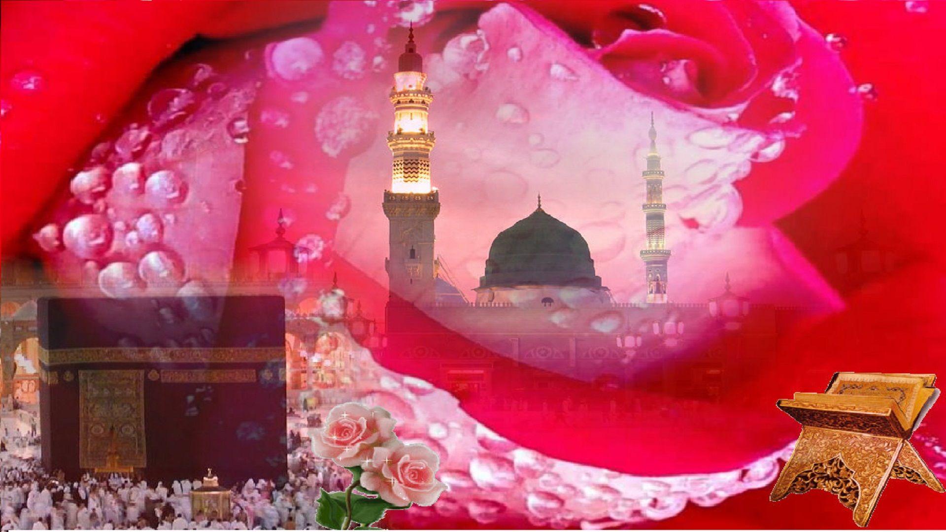 Madina Shareef Wallapapers With Makkah So Beautiful Hd Free Hd Wallpaper Makkah Madina