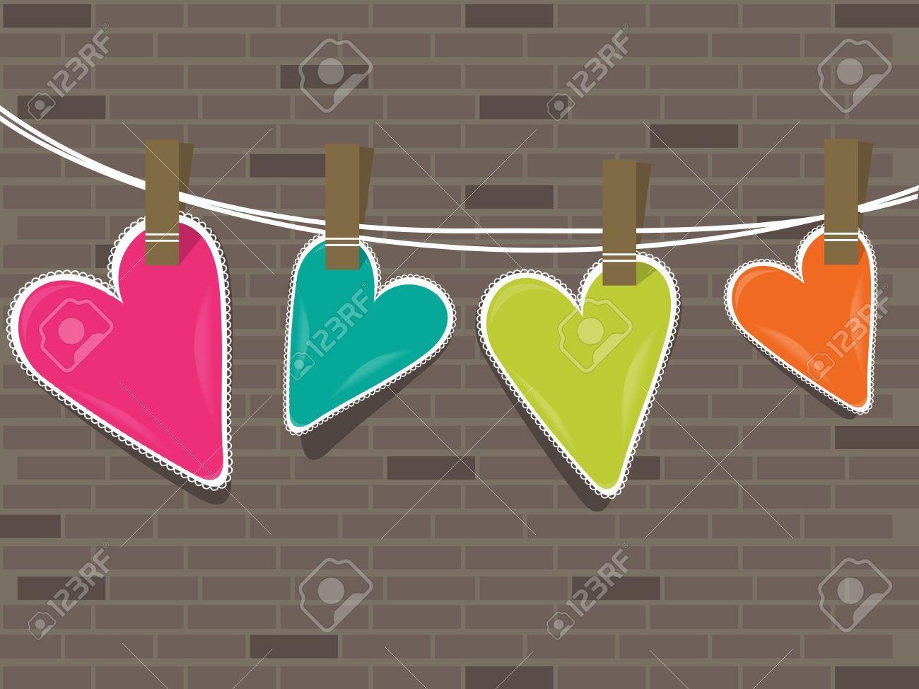 imagenes de corazones de colores - Buscar con Google