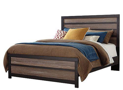 Queen Panel Beds Bed, Brillaney Queen Panel Bed