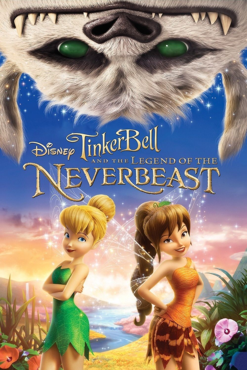 Tinkerbell And The Legend Of The Neverbeast 7 Com Imagens