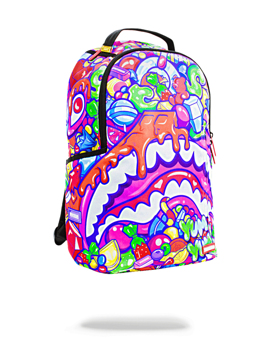 c6088f2b SPRAYGROUND- CANDY SHARK BACKPACK | SPRAYGROUND in 2019 | Backpacks ...