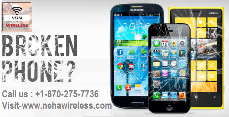 Broken Phone? Don't worry. We are here for You. Our expert