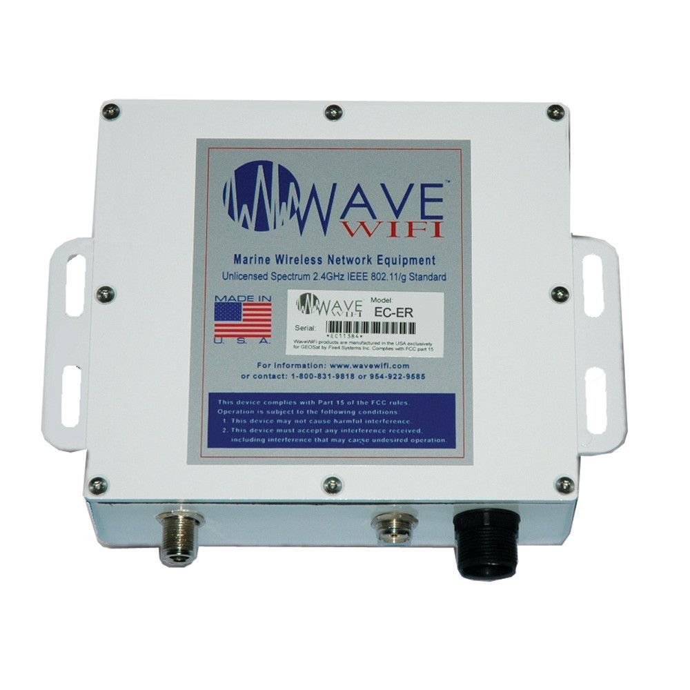 Wave WiFi Extendend Range Wi-Fi Access System
