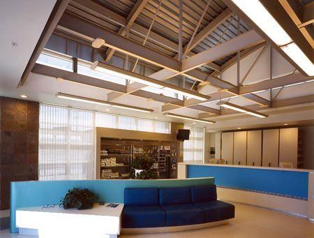 Veterinary Hospital Architect - VCA Marina Animal Hospital