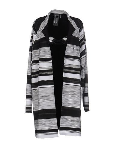 NORMA KAMALI Full-length jacket. #normakamali #cloth #dress #top #skirt #pant #coat #jacket #jecket #beachwear #