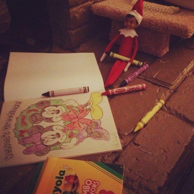 Pin de Bertha Abram en Elf on the shelf ideas   Pinterest